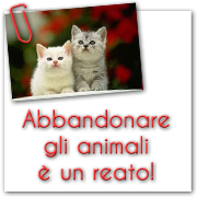 Non abbandonate gli animali