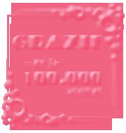 Grazie per le 100.000 visite!